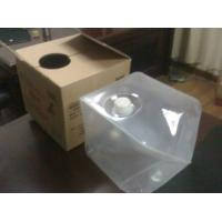 Wholesale 4L to 20L Cube Collapsible Plastic Container, LDPE Medical Gel Containers from china suppliers
