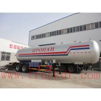 Wholesale good China good quality best price 59.52M3 lpg tanker trailers for sale, ASME standard lpg gas propane trailer for sale from china suppliers
