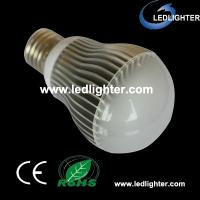 China E27 High Power White Globe Led Light Bulbs With Dimmer 5W For Indoor on sale