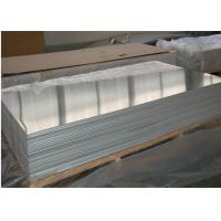 Buy cheap Flat 1.0 - 5.0 mm 1100 Aluminum Sheet / Aluminium Plate For Reflective Devices from Wholesalers
