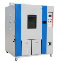 Wholesale High Low Temperature Environmental Testing Chamber Humidity Lab Test Machine from china suppliers