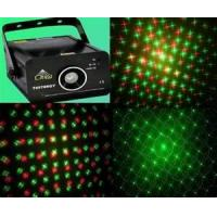 Wholesale D-150RG dual heads Magic red and green beam laser light effect for Disco, Clubs, KTV, Pub from china suppliers