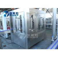 Wholesale Plastic Bottle Filling And Capping Machine , Automatic Water Bottle Filling System from china suppliers