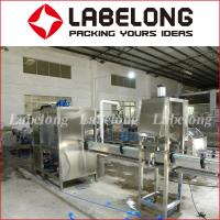 Buy cheap 5 Gallon Bottle Washing Filling and Capping Machine For Barreled Water from wholesalers