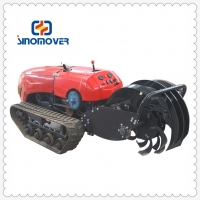 Wholesale Remote Control Diesel 5.6L/H Mini Cultivator Machine from china suppliers