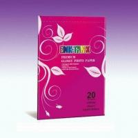 Wholesale RC Photo Paper with 20 Sheets/Package, Suitable for Printers from china suppliers