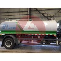 Quality 4x2 Water Tank Truck Water Bowser Tank Truck Multipurpose for sale