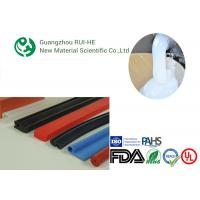 China Safety LSR Liquid Silicone Rubber Fit Molding And Extrusion Manufacturing Process on sale