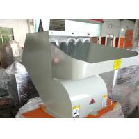 Wholesale 1200 KG / Hr Glassfiber Plastic Bottle Crusher For Recycling Process / Plastic Shredder Machine from china suppliers