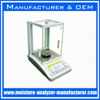 Wholesale FA2104B 0.1mg accuracy precision laboratory analytical balance weighing scales from china suppliers