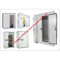 Wholesale Kitchen Small Cold Room Panel With Refrigeration Unit Food Storage Cold Chamber For Restuarant Use from china suppliers