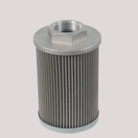 Wholesale 200um Thread 316L Excavator Hydraulic Filter Element from china suppliers