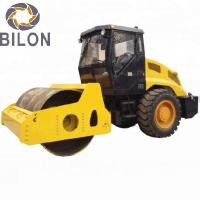 Wholesale 10 Ton Single Drum Vibratory Road Roller,Compactor ChinaRoad Construction Machinery from china suppliers