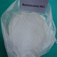 Wholesale Steroid Powder Source Anesthetic Anodye Benzocaine HCL 23239-88-5 Benzocaine Hydrochloride from china suppliers