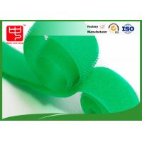 Wholesale Flame retardant green industrial strength hook and loop tape roll for firefighter uniform from china suppliers