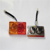 Wholesale Warm White Motorcycle Led Tail Light Turn Signal Combo High Performance from china suppliers
