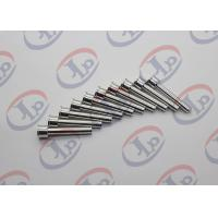 Unthreaded Aluminum Pins Machining Small Metal Parts With CNC Turning / Acid Passivation