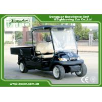 Wholesale Black Color Lifted Beverage Food Golf Cart 48V 2 Passenger Hotel Buggy Car from china suppliers