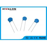 Buy cheap High Efficiency Metal Oxide Varistor 3MOVs With Blue Epoxy For Surge Protector from Wholesalers