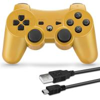 Wholesale PS3 Game Controller Wireless Double Shock Controller for Playstation 3 from china suppliers