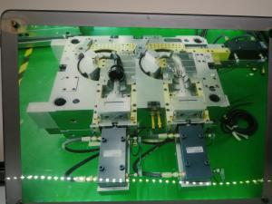 Wholesale Customized 1*1 Cavity Hot Runner PA+GF Jiding Auto Parts Mould from china suppliers