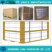 Wholesale Kraft cardboard Brown Paper for Corner boards for pallets from china suppliers