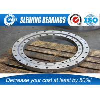 Wholesale Cutomized  Industrial Turntable Bearings With Long Life Working Time from china suppliers
