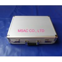 Wholesale Easy Carrying Custom Gun Cases , Aluminum Rifle Case For Protect Guns from china suppliers