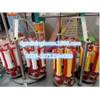 Buy cheap top quality high speed braiding machine China supplier  tellsing for making strap,strip,sling,lace,belt,band,tape etc. from wholesalers