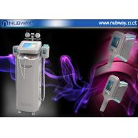 Wholesale Hot selling now!!!cryolipolysis cellulite treatment machine rf beauty machine from china suppliers
