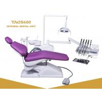 Wholesale 2014 electric advanced complete standard size dental unit from china suppliers