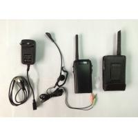 Wholesale Portable Digital VHF Full Duplex 2 Way Walkie Talkie Handheld For 4 Referees from china suppliers