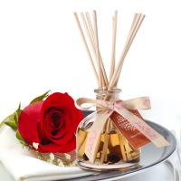 Wholesale Aromatherapy Room Fragrance Diffuser Household Odor Removal Perfume Glass Bottle from china suppliers