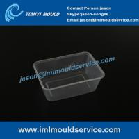 Professional china plastics thin wall packaging injection mould making