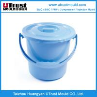 Wholesale plastic barrel pail bucket mould from china suppliers