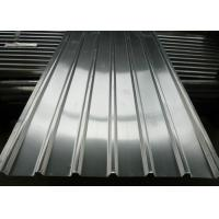 Wholesale Corrugated 0.5 Mm Aluminium Roofing Sheet Insulated 1060 Alloy Customized Color from china suppliers
