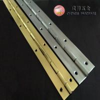 Buy cheap China cheap stainless steel piano butt hinge for sale from Wholesalers