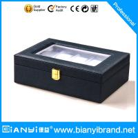 Wholesale Leather Jewelry box hotel Supply hot New Products For 2015 from china suppliers