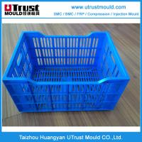 Wholesale Plastic injection mold  fruit box mould maker Injection mold China from china suppliers
