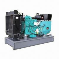 China Power Generator with Standard Air Filter, Single Bearing Alternator and CE/ISO Marks on sale