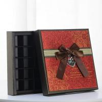 Wholesale Elegant Luxury Cardboard Chocolate Box from china suppliers
