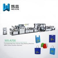 Wholesale Non Woven D Cut Bag Making Machine from china suppliers
