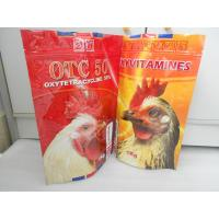 Buy cheap OPP / VMPET / PE Stand up Metalized Aluminum Foil Pouch Packaging from wholesalers