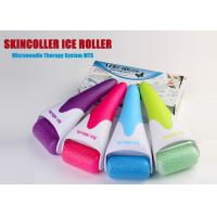 China Body Massage Home Dermaroller Antiaging Devices , Pain Relief Face Roller For Wrinkles on sale