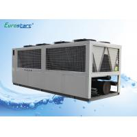 Wholesale Heat Recovery R407C Air Cooled Water Chiller Unit High Cooling Capacity from china suppliers