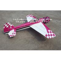 China Painted Warbird 73 30cc RC Airplane / Radio Controlled Planes 9 Channels YAK55M on sale