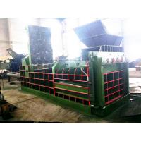 Wholesale Hydraulic Metal Balers Press Machine For Leftover Metals / Copper / Aluminum Y81Q-200 from china suppliers