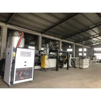 Wholesale Polycarbonate PC PMMA Optic Sheet Extrusion Line 1220mm With 120mm Screw Diameter Extruder from china suppliers