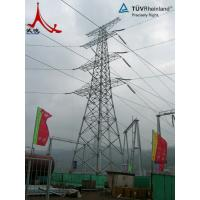 Transmission Line Tower, High Voltage Transmission Tower