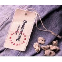 China Fabric CMYK Printed Eco Friendly Recycled Custom Garment Tags and Shoes Tags on sale